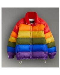 Burberry - Rainbow Down-filled Puffer Jacket 18800 - Lyst