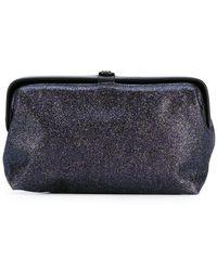 A.F.Vandevorst - Glitter Clutch Bag - Lyst