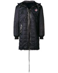 Givenchy Faux Fur Reversible Parka