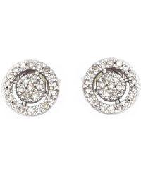 Astley Clarke - Mini 'icon Aura' Stud Earrings - Lyst