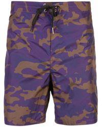 Cynthia Rowley - X Garrett Mcnamara Benny Board Shorts - Lyst