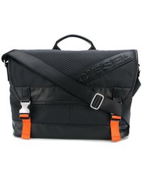 DIESEL - Square Shaped Messenger Bag - Lyst