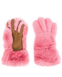 Marni - Two-tone Gloves - Lyst