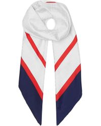 Burberry - Archive Society Scarf - Lyst