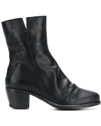 Fiorentini + Baker - Side Zip Ankle Boots - Lyst