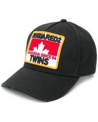 DSquared² 'Canadian Twins' Baseballkappe