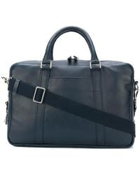 Shinola - Rectangle Laptop Bag - Lyst