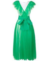 P.A.R.O.S.H. - Vestido de fiesta Nylla - Lyst