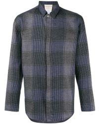 Stephan Schneider - Oversized Check Shirt - Lyst