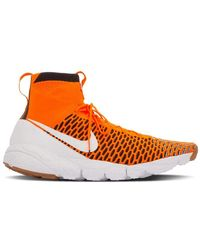 8fbb916eafda Nike Air Footscape Motion in Black for Men - Save 6% - Lyst