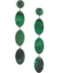 Rachel Comey - Spherical Dangly Earrings - Lyst