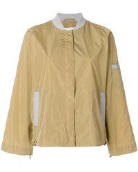 Fabiana Filippi - Zipped Fitted Jacket - Lyst