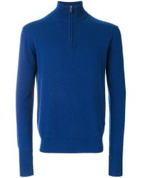Ballantyne - Roll Neck Pullover - Lyst