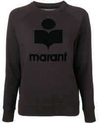 Étoile Isabel Marant - 'Milly' Sweatshirt - Lyst