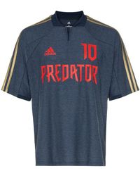 adidas - Predator Zidane Football Shirt - Lyst