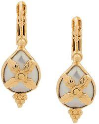 Gas Bijoux - Serti Ornate Earrings - Lyst