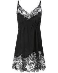 Vera Wang - Lace Camisole Top - Lyst
