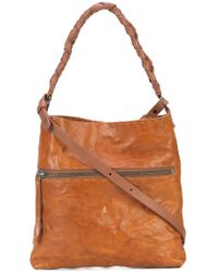 Henry Beguelin - Rustic Satchel - Lyst