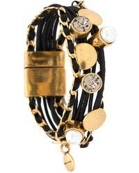 Camila Klein - Elasticated Magnet Bracelet - Lyst