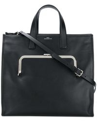 DESA NINETEENSEVENTYTWO - Clip Front Pocket Tote - Lyst