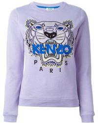 KENZO - 'tiger' Sweatshirt - Lyst