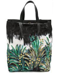 Carven - Palm Varenne Tote - Lyst