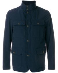 Moncler - Field Jacket - Lyst