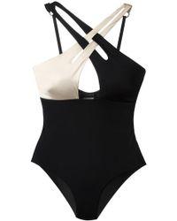 Moeva - Two-tone Swimsuit - Lyst