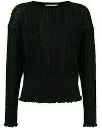 L'Autre Chose - Striped Sweater - Lyst