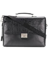 Baldinini - Fold Over Laptop Bag - Lyst