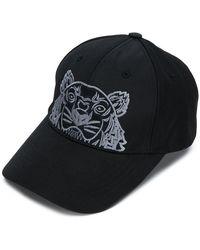 KENZO - Tiger Canvas Cap - Lyst 1811a06753