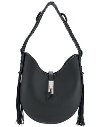 Altuzarra - Fringed Sides Detail Shoulder Bag - Lyst