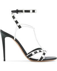 Valentino - Garavani Vltn Free Rockstud Sandals - Lyst