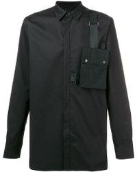 D.GNAK - Poplin Shirt - Lyst