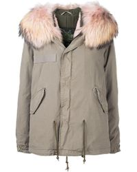 Mr & Mrs Italy - Hooded Parka - Lyst