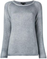 Avant Toi - Relaxed Sweater - Lyst