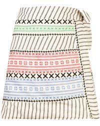 Dodo Bar Or - Leonil Patterned Skirt - Lyst