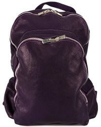 Guidi - Multi-functional Backpack - Lyst