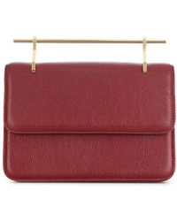 M2malletier - Top Handle Clutch - Lyst