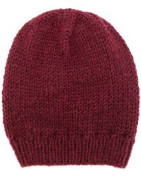 Lala Berlin - Knitted Beanie Hat - Lyst