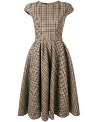 Rochas - Formal Fit-and-flare Dress - Lyst