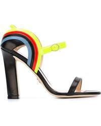 Paula Cademartori - Chunky Heel Sandals - Lyst