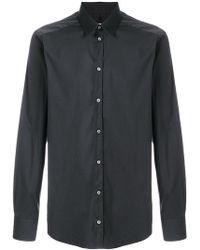Bagutta - Slim-fit Shirt - Lyst