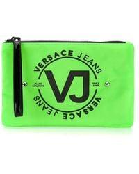 Versace Jeans - Logo Makeup Bag - Lyst