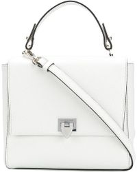 Philippe Model - Flap Square Tote - Lyst