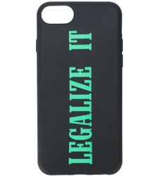 Palm Angels - Slogan Printed Iphone 7 Case - Lyst
