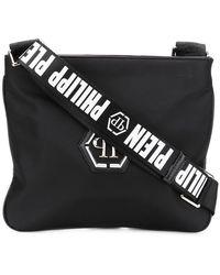 Philipp Plein - Logo Strap Shoulder Bag - Lyst