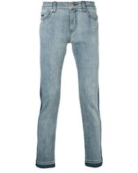 Loveless - Classic Fitted Jeans - Lyst