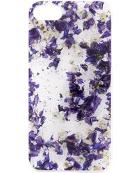 ANREALAGE   - Flowers Iphone 7 Case - Men - Resin - One Size   Lyst