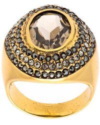 Camila Klein - Embellished Ring - Lyst